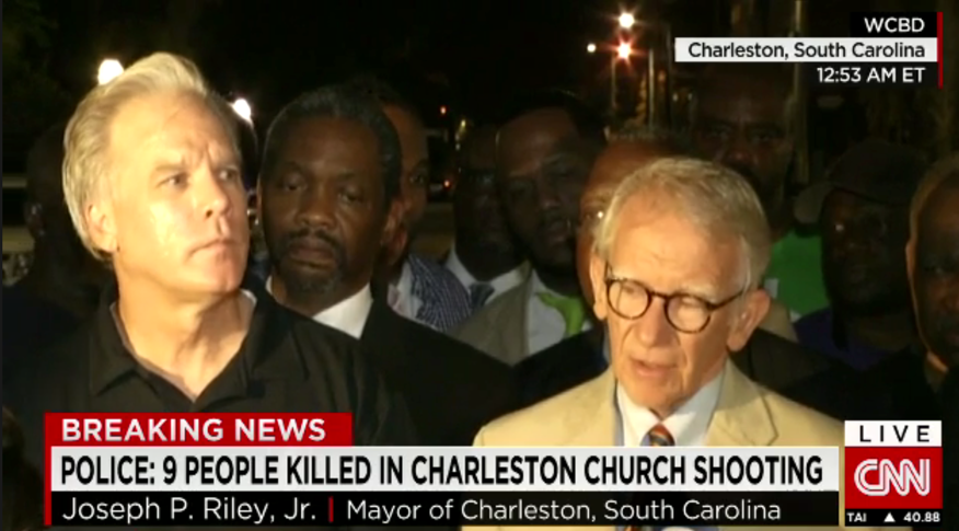 5 Reasons Why Charleston's Mayor Set the Right Tone For City in Crisis