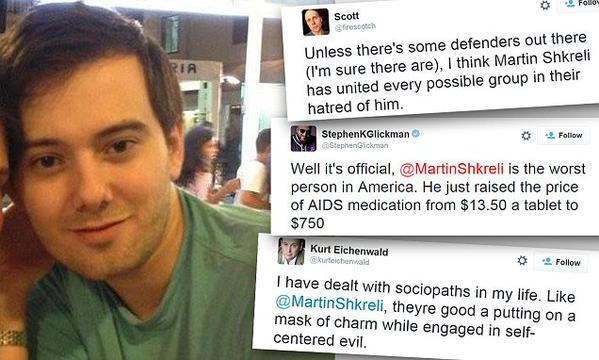 Drug Villain Goes Viral On Social Media….