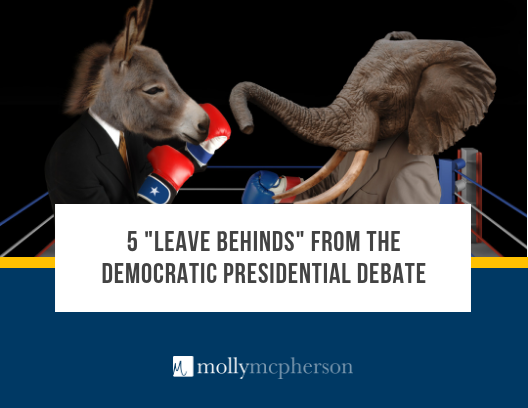 Presidential Debate Takeaways