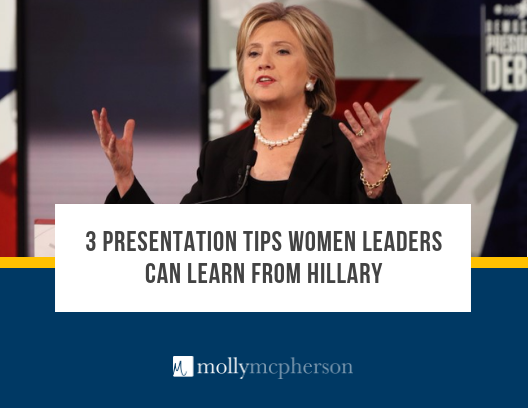 Hillary Clinton Speech Tips
