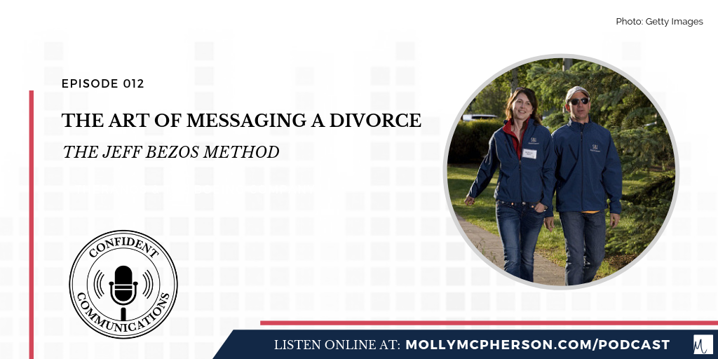 The Art of Messaging a Divorce: The Jeff Bezos Method