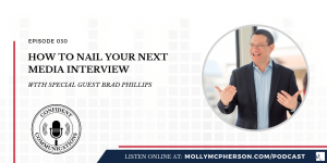 how to nail your media interview