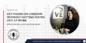 how to get found on linkedin