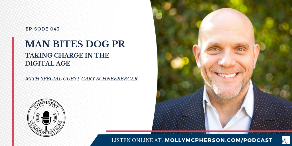 Man Bites Dog PR: Taking Charge in the Digital Age