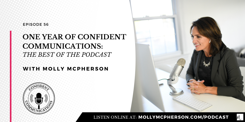 One Year of Confident Communications: The Best of the Podcast