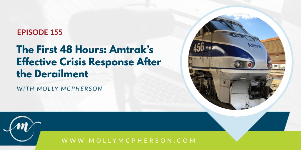 155: The First 48 Hours: Amtrak's Effective Crisis Response After the Derailment