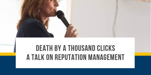 Thousand Clicks - reputation management